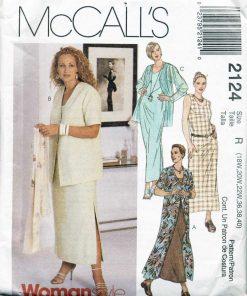 McCalls 2124
