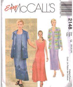 McCalls 2148 Y