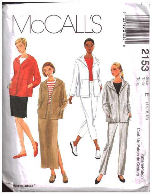 McCalls 2153