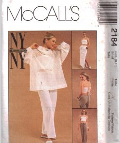 McCalls 2184 Y