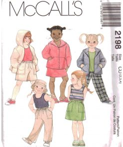 McCalls 2198