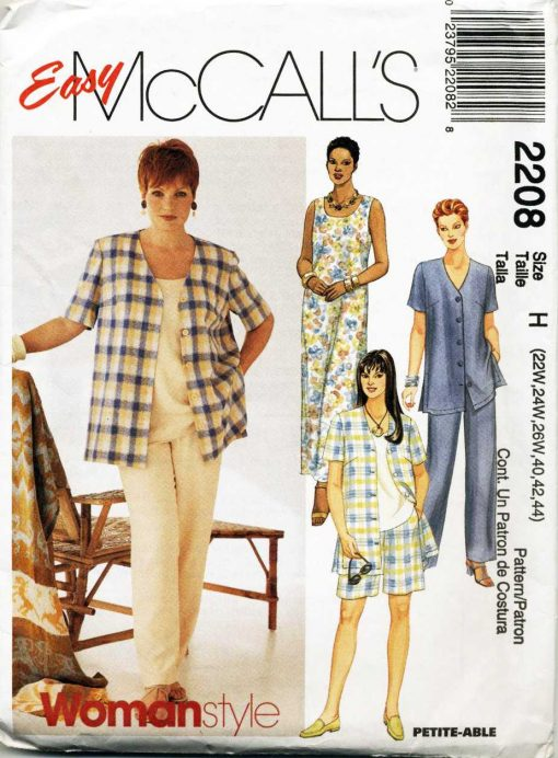 McCalls 2208