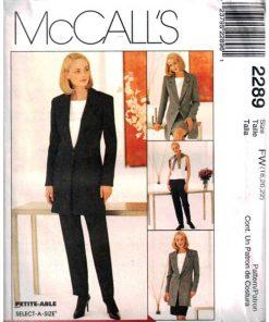 McCalls 2289