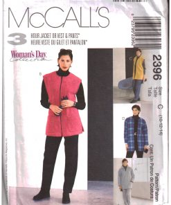 McCalls 2396 Y