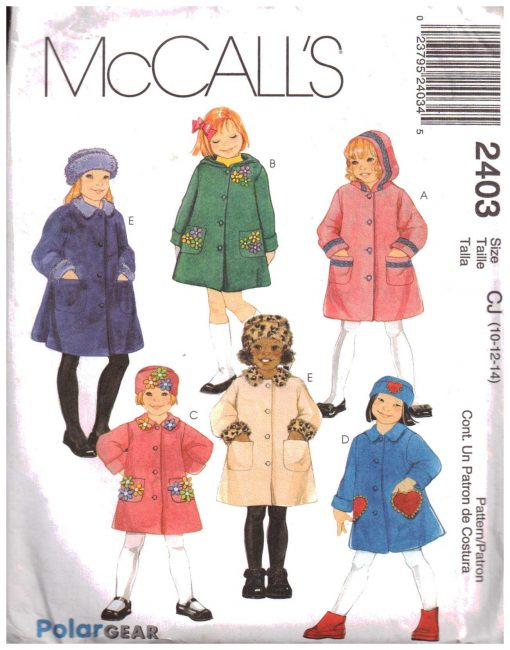 McCalls 2403