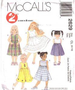 McCalls 2629