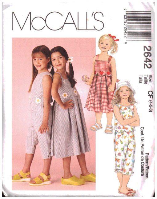 McCalls 2642