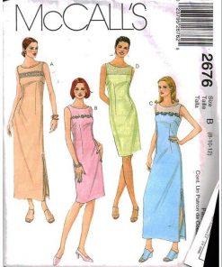 McCalls 2676