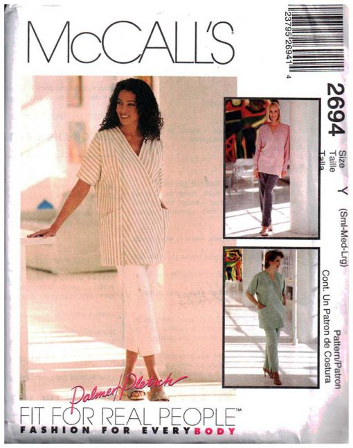 McCalls 2694