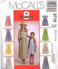 McCalls 2710