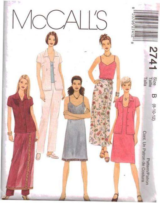 McCalls 2741