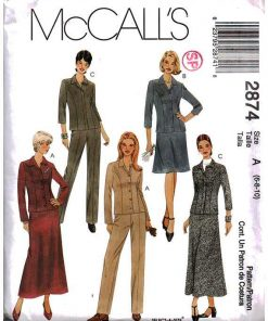 McCalls 2874