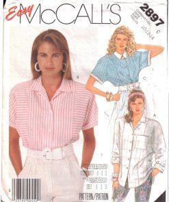 McCalls 2897 M