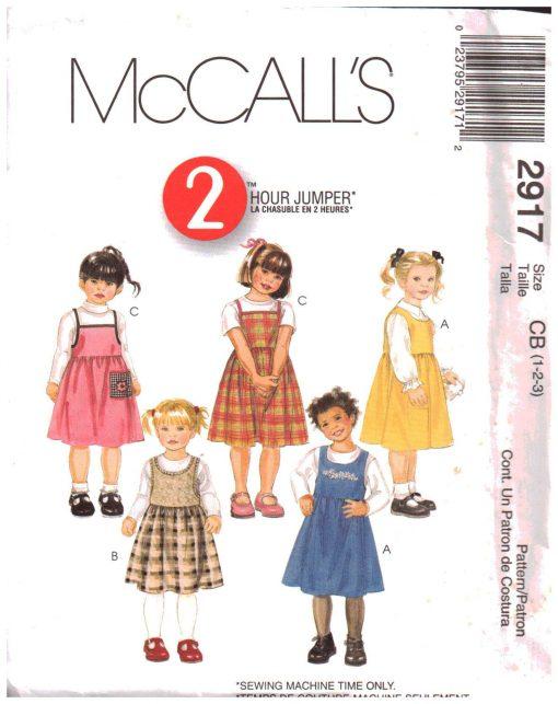 McCalls 2917