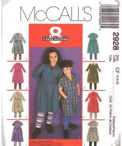 McCalls 2928