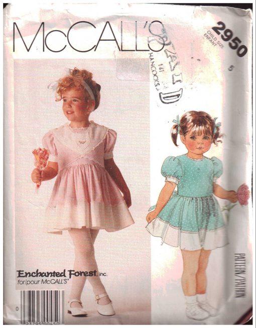 McCalls 2950 M