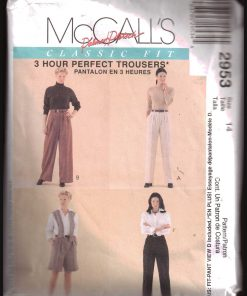 McCalls 2953 M