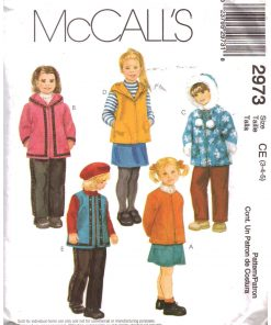 McCalls 2973