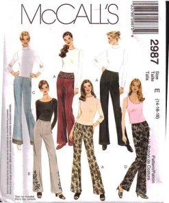 McCalls 2987
