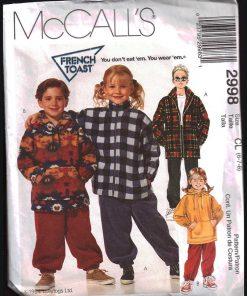 McCalls 2998