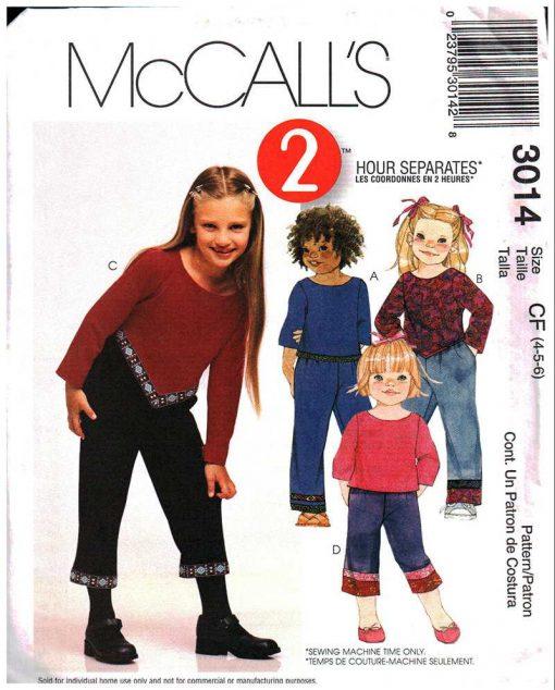 McCalls 3014