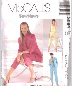McCalls 3094 M