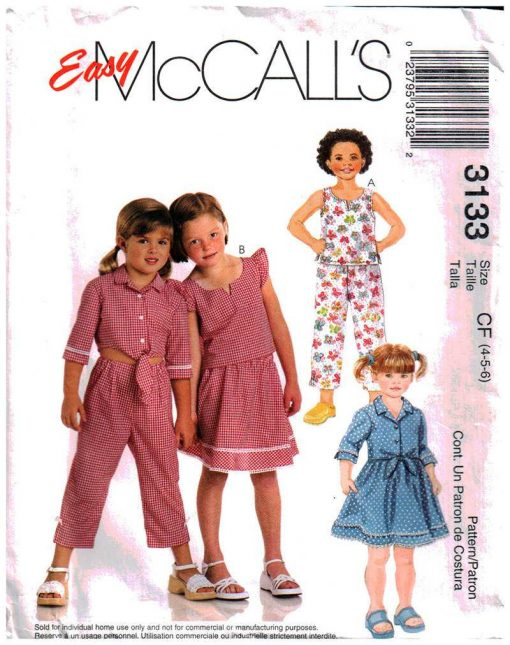McCalls 3133