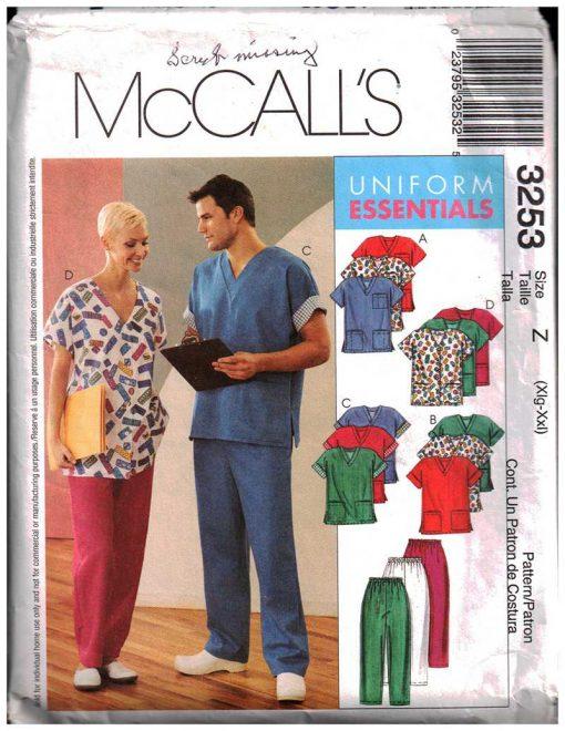 McCalls 3253