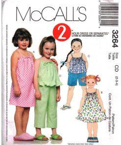 McCalls 3264