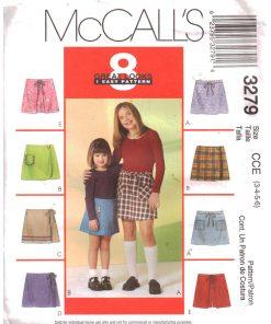 McCalls 3279 M