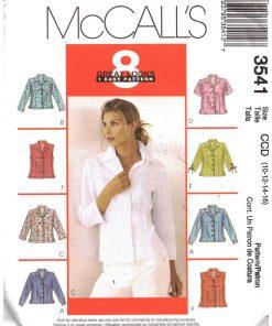 McCalls 3541 M