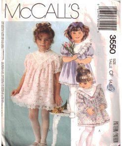 McCalls 3550 M