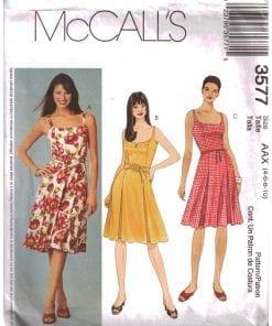 McCalls 3577 M