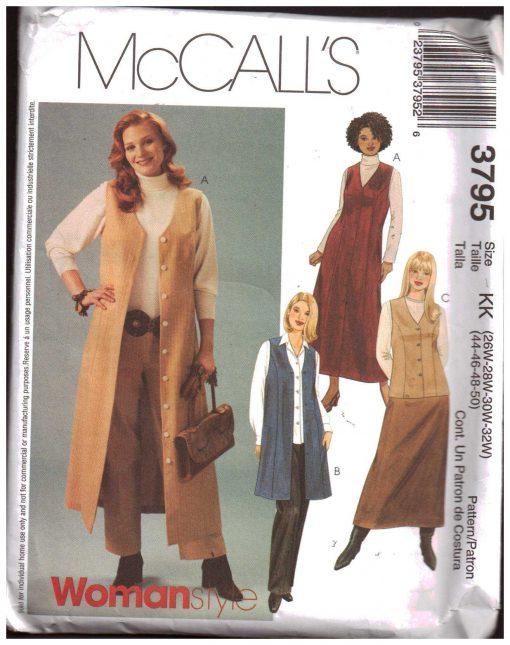 McCalls 3795 M