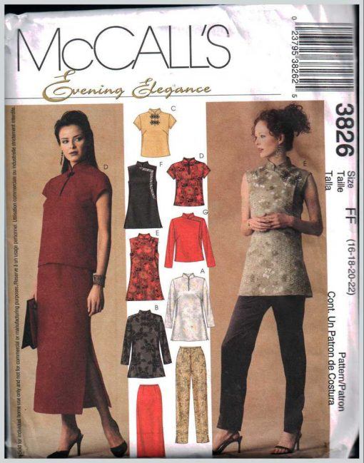 McCalls 3826