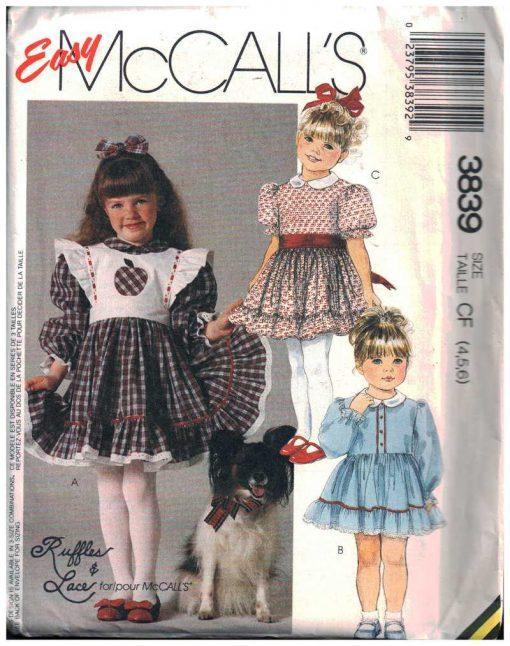 McCalls 3839