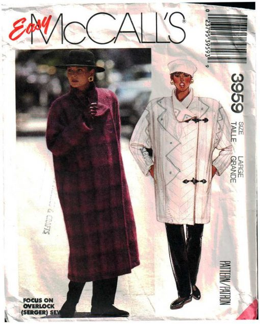 McCalls 3959
