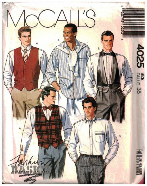 McCalls 4025