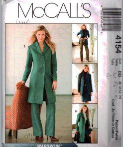 McCalls 4154