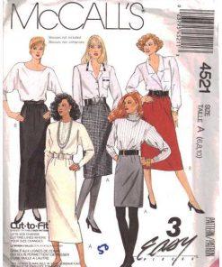 McCalls 4521