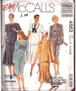 McCalls 4563