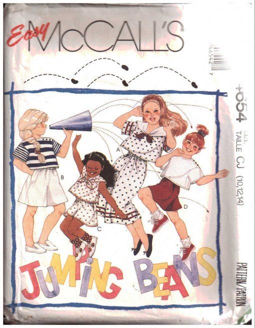 McCalls 4654 M