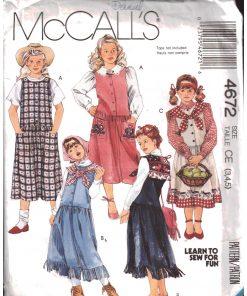 McCalls 4672 M