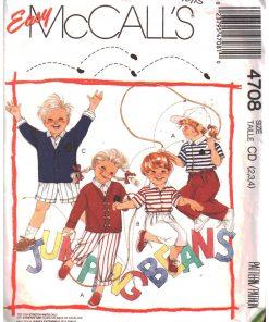 McCalls 4708 M