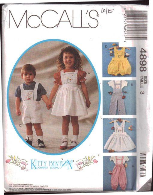 McCalls 4898 M