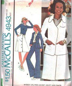 McCalls 4943