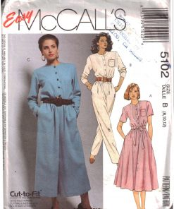 McCalls 5102