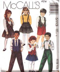 McCalls 5113 M