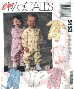 McCalls 5153