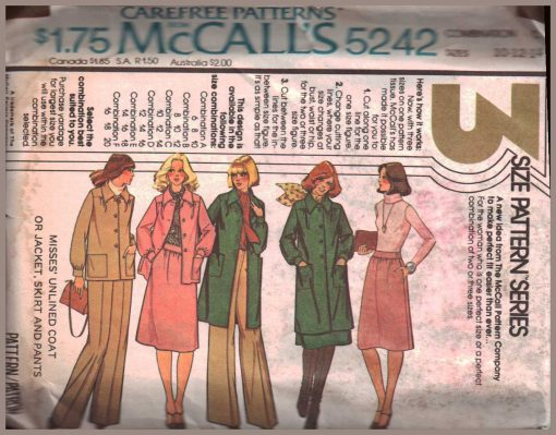 McCalls 5242